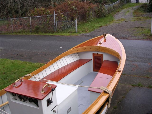 Smallwoodenboats Thread Wood Fishing Boat For Lakes Wooden