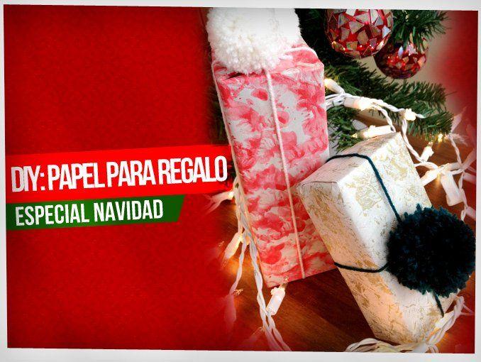 No te pierdas nuestro DIY especial de Navidad