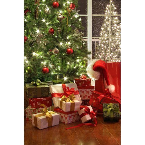 CHRISTMAS Printed Photography Background CHRISTMAS TREE Titanium Cloth TC214 Backdrop 10'x20′ Ft (120″x240″) Better Then Muslin or Canvas  http://www.fivedollarmarket.com/christmas-printed-photography-background-christmas-tree-titanium-cloth-tc214-backdrop-10x20-ft-120x240-better-then-muslin-or-canvas-2/