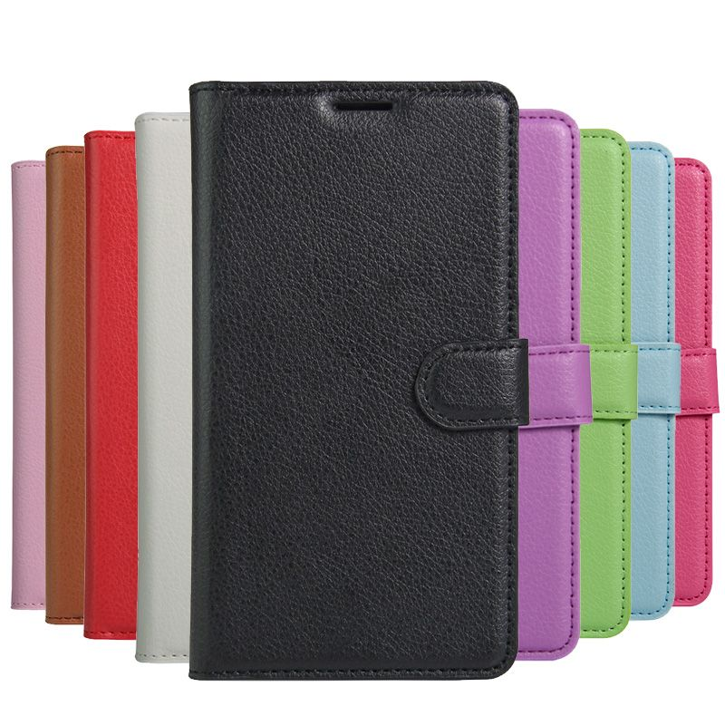 """Voor Cubot Regenboog Case Luxe Portemonnee Pu Cover Case Voor Cubot Regenboog Case 5.0 """"Flip Beschermende Telefoon Tas Skin Stand"""