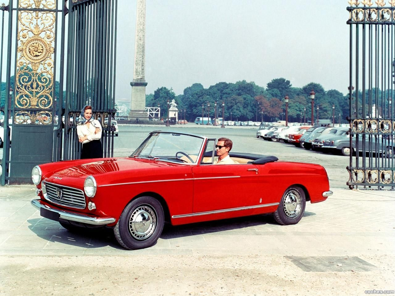 Peugeot 404 Cabriolet The Second Most Beautiful Car In The