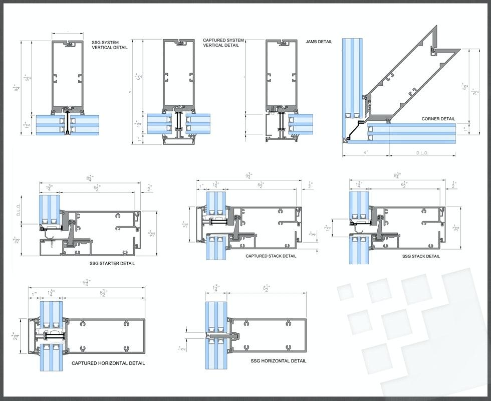 Curtain Wall Details Stick Curtain Wall Spider Curtain Wall Details Dwg Curtain Wall Detail Curtain Wall Glass Curtain Wall