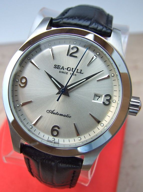 Sea-Gull M 177 Automatic Classic-Styled Watch Review Wrist Time Reviews