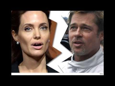 Las Vedaderas Confesiones de la Separacion de Angelina y Brad /Como Muer...