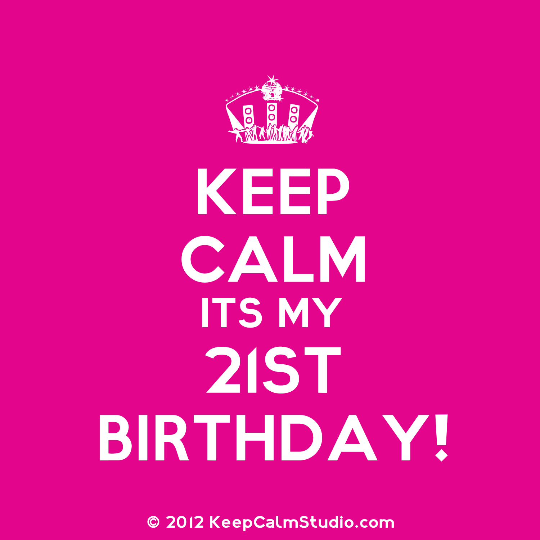 21st Birthday – Ideas for Celebrations | Best Birthday Wishes ...