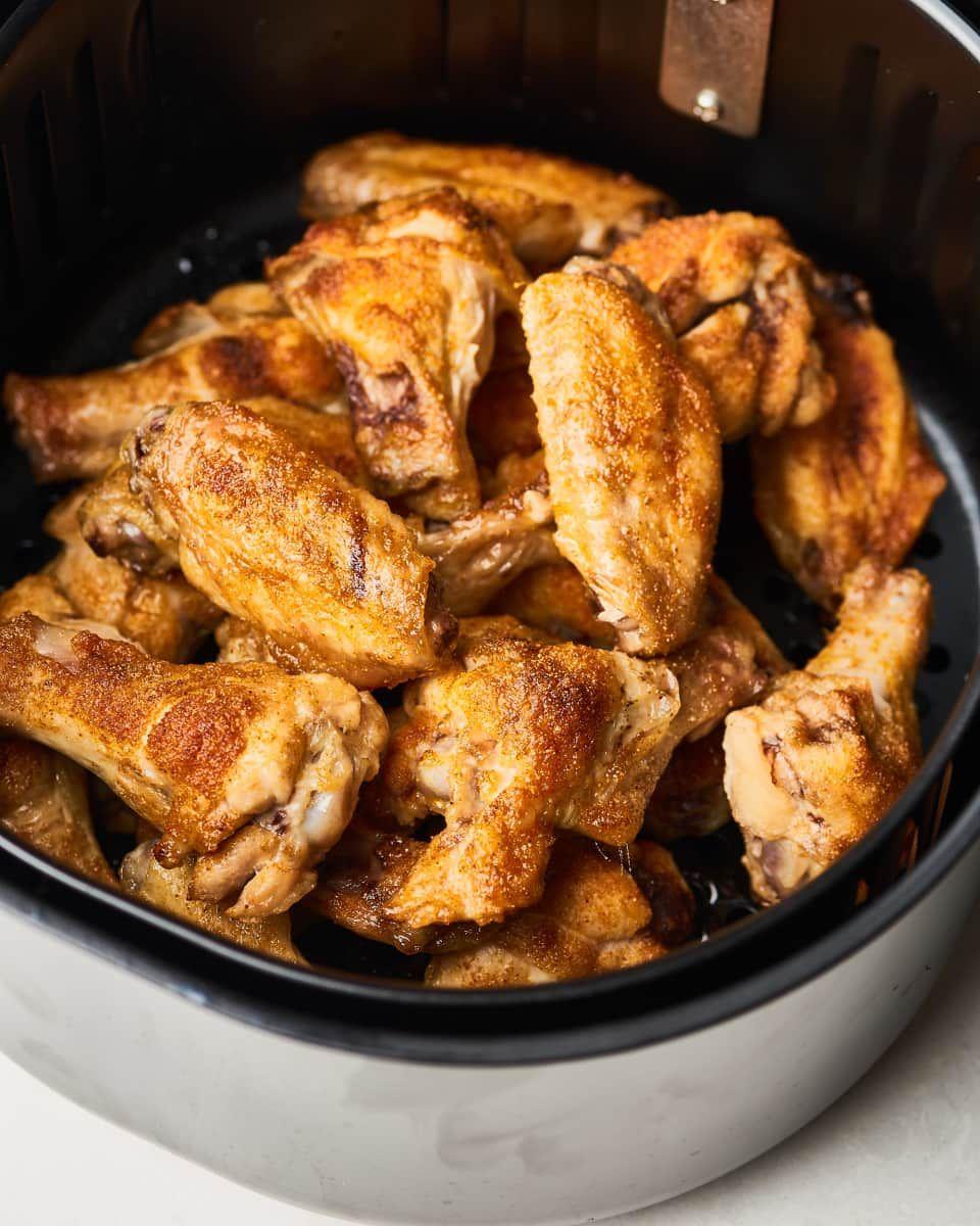 Air fryer chicken wings recipe air fryer chicken wings