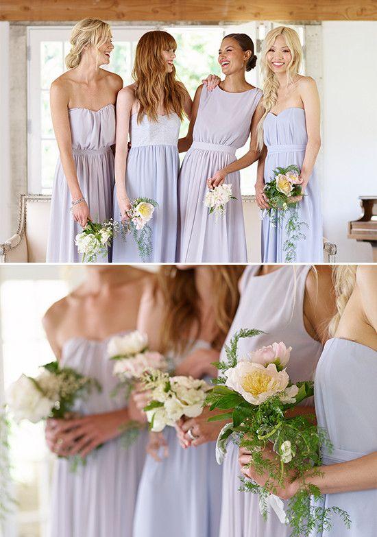 Lauren Conrad Launches New Bridesmaid Dresses From Paper Crown Bridesmaid Dresses Pastel Bridesmaid Dresses Bridesmaid