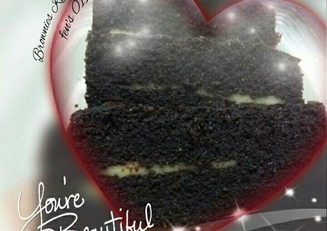 Resep Brownies Kukus Singkong Oleh Fenny Recipe Brownies Brownies Kukus Food
