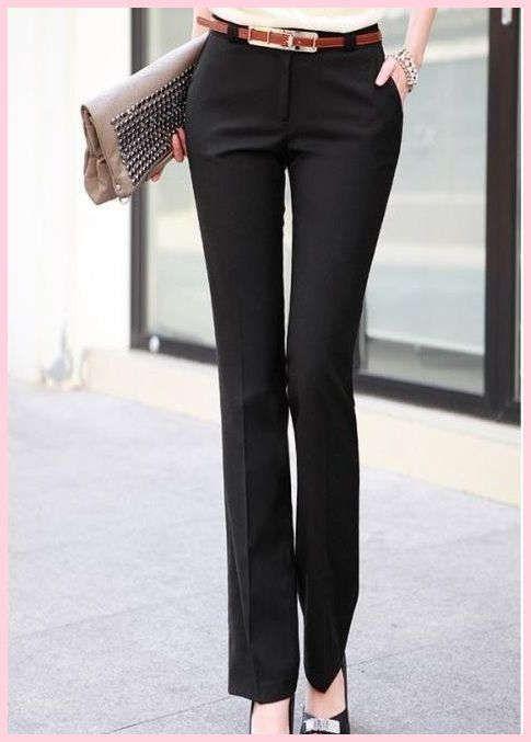Modelos De Vestir Para Damas Ropa De Moda Pantalones De Vestir Mujer Pantalon De Vestir Dama Pantalones De Vestir Negros