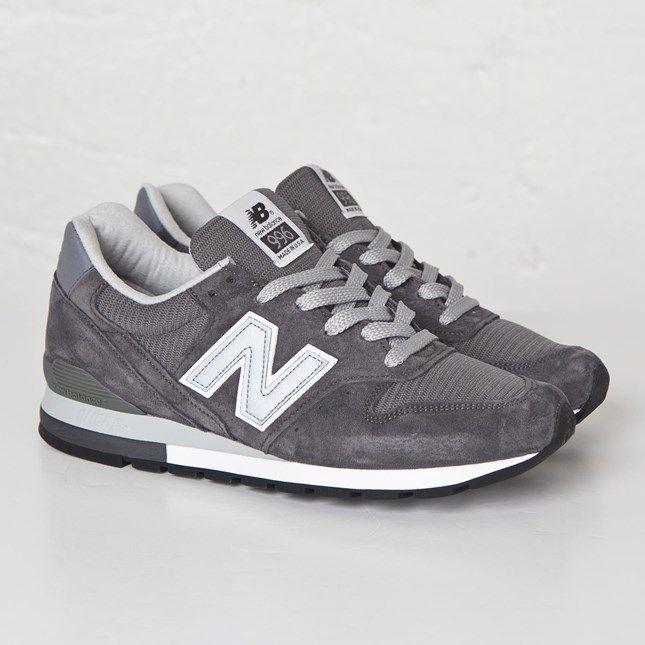New Balance 996 Dark Grey - Kicks Links | New balance 996, New ...