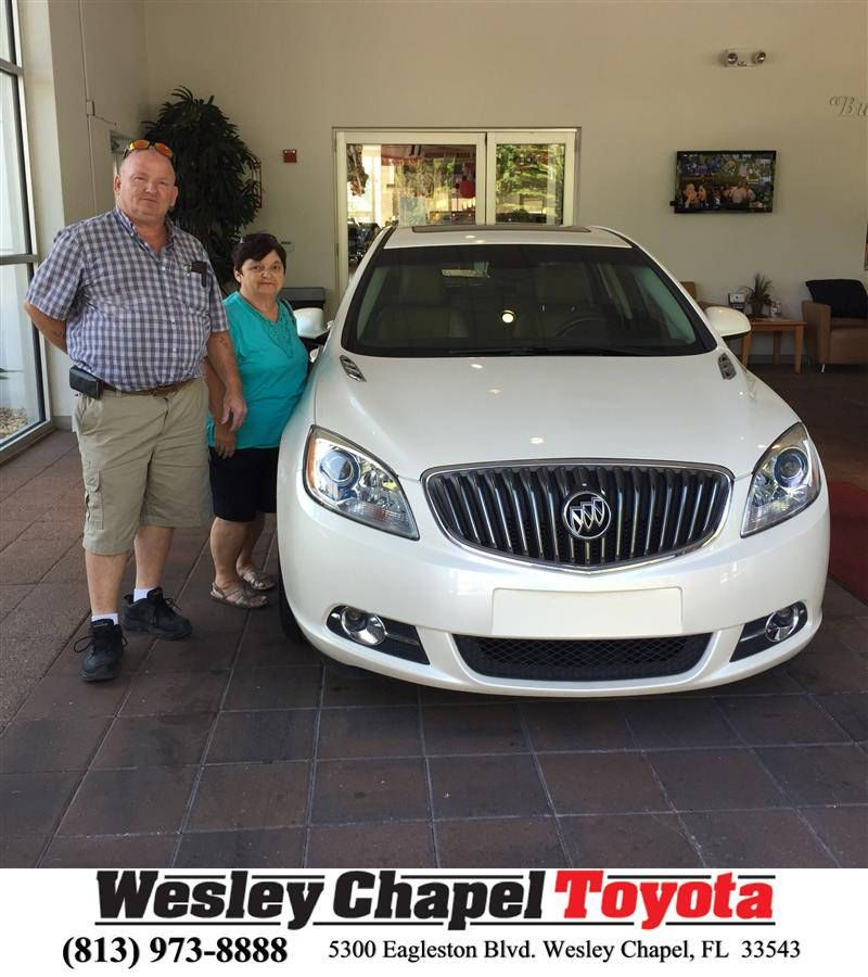 HttpsflickrpGrFTk Happy Anniversary To Virgil On Your - Buick wesley chapel