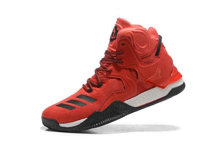 reputable site 50e35 c8db5 Free Shipping Only 69  adidas D Rose 7 VII Crimson Core Black
