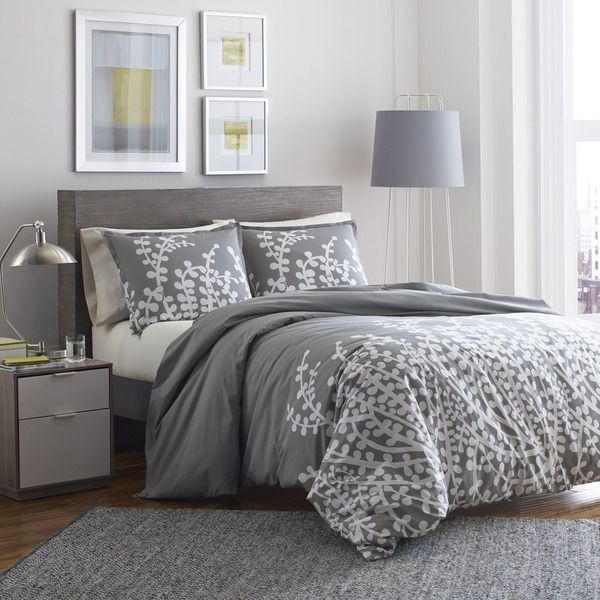 Overstock Com Online Shopping Bedding Furniture Electronics Jewelry Clothing More Comforter Sets Grey Comforter Sets Gray Duvet Cover