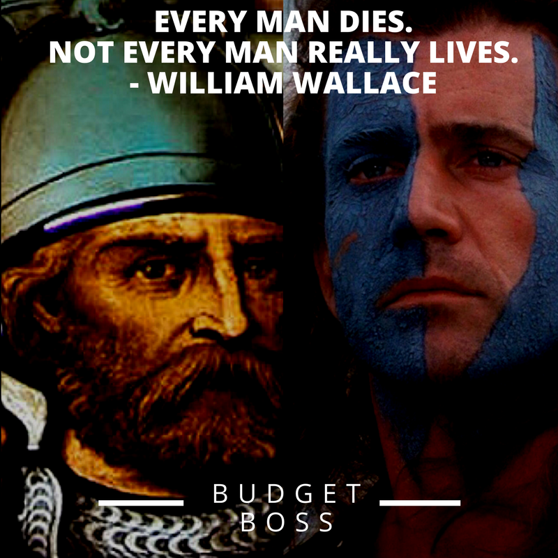 Otd 612 Years Ago King Edward The 1st Of England Had William Wallace Executed For High Treason Known As The Greatest H Epic Film William Wallace James Francis
