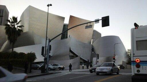 Disney auditorium. Los Angeles CA.