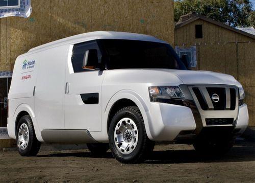 nissan nv2500 concept car exterior project pinterest cars concept cars and nissan. Black Bedroom Furniture Sets. Home Design Ideas