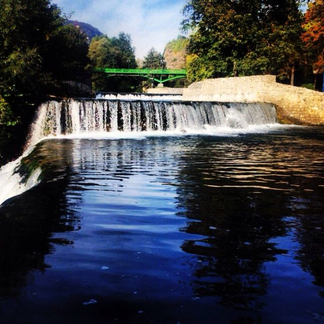 Waterfall #Jajce #2013