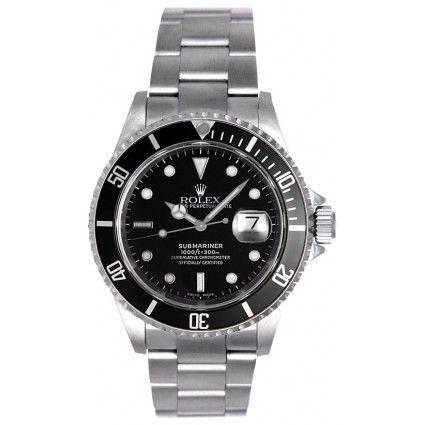 Rolex Submariner 16610 Stainless Steel Men's Watch - Rolex - Brands | Portero Luxury