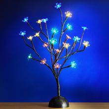 bloesemboom met led verlichting kerst decoratie led unigrobe