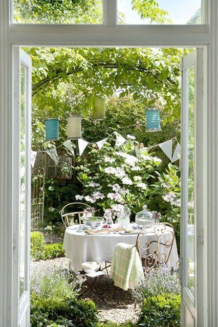 Garden Party - Outdoor Furniture, Garden Furniture & Lighting Ideas ...