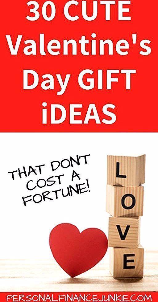 30 süße Valentinstagsgeschenke für ihn. Einzigartige Geschenke für Ihren Freund, Ehemann ... #giftsforboyfriend