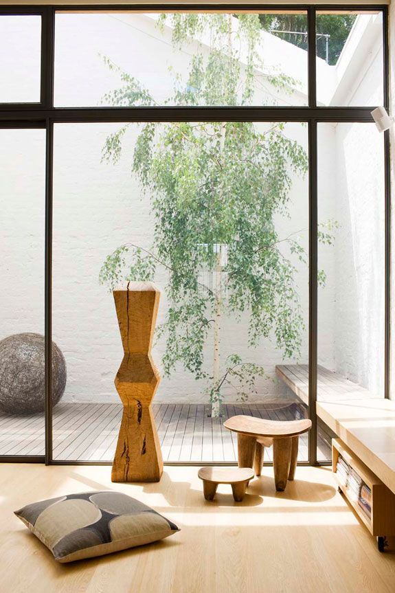 Made byCohen - desire to inspire - desiretoinspire.net - enclosed courtyard