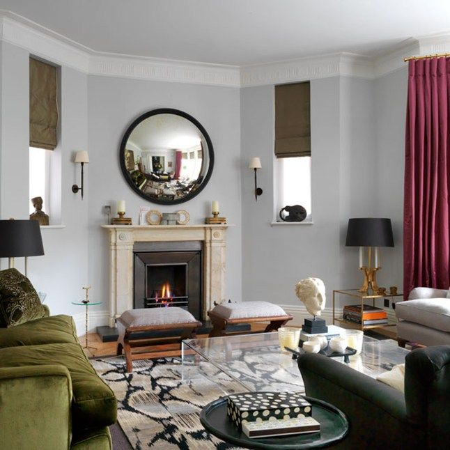 Inside The Homes Of Interior Designers Sitting Rooms Interiors