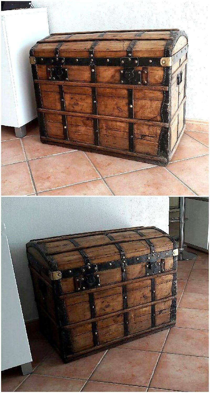 Best Ideas for Wood Pallets Reusing | Wood pallets, Old ...