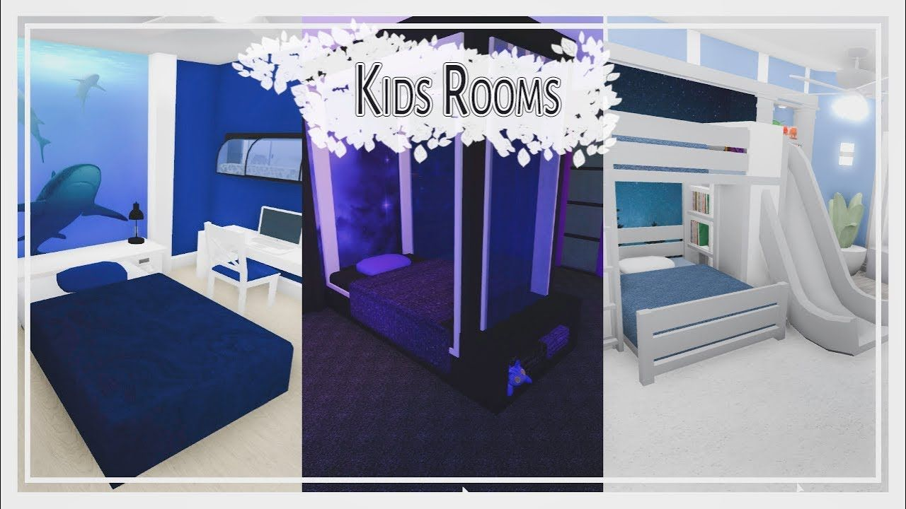 Bloxburg Kids Rooms Themed Room Styles Pt 1 Of 2 Room