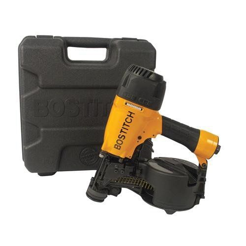 Bostitch Cap Nailer Model N66bc 1 Read More Reviews Of The Product By Visiting The Link On The Image Nailer Power Tools For Sale Pneumatic Nailers