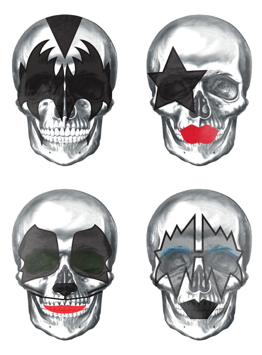 Adult Top Kiss Band Coloring Pages Gallery Images cute 1000 images about kiss on pinterest gene simmons band and paul stanley images