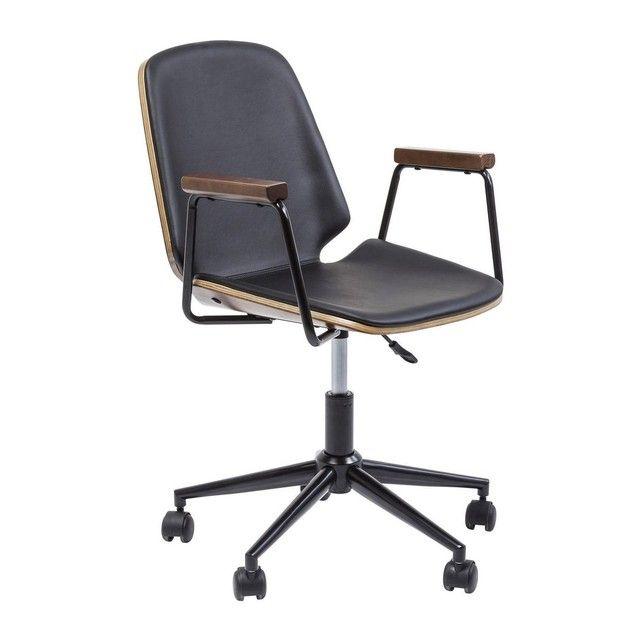 Chaise De Bureau Pivotante Work Kare Design Kare Design Chaise Bureau Fauteuil Bureau Chaise De Bureau Rouge