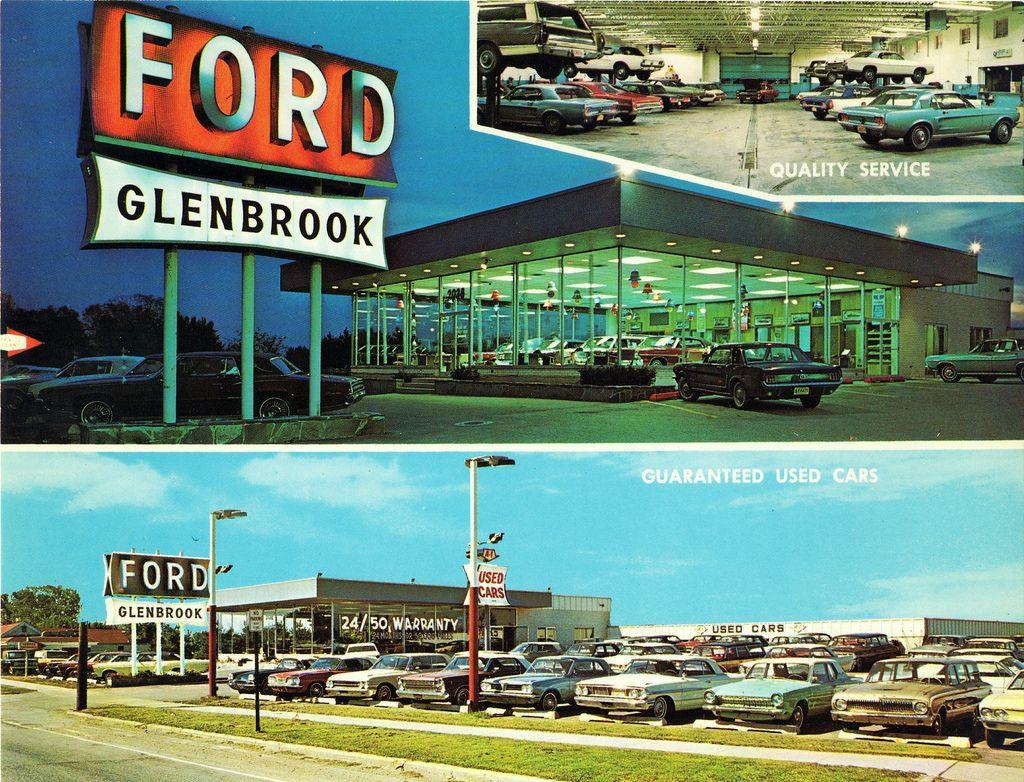Glenbrook Ford Glenview Illinois 1968 Illinois Glenview Car