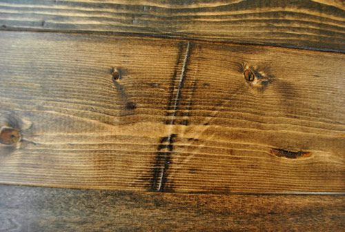How To Distress Wood Video  Stains Wood stain and Search