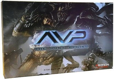 #Alien vs predator - the hunt #begins - #strategy board game,  View more on the LINK: http://www.zeppy.io/product/gb/2/311475376753/