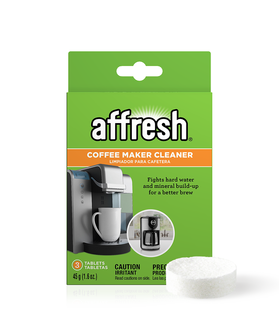 affresh® Coffee Maker Cleaner is specially formulated to