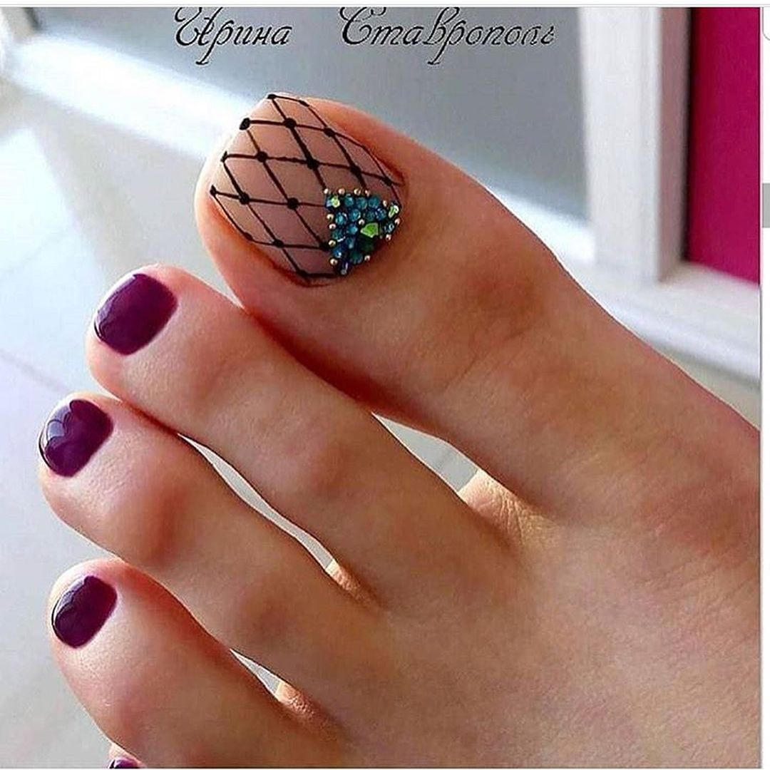 52 Photos Of Super Trendy Nails 2019 Page 34 Of 52 Paznokcie