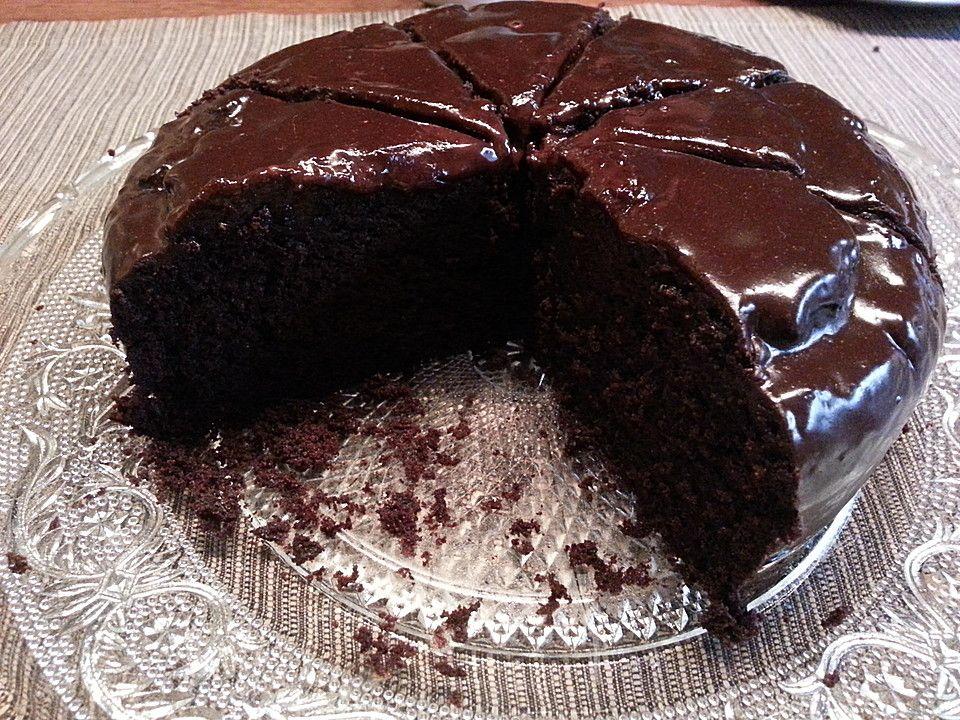Danischer Schokoladenkuchen Rezept Mit Bild Von Elfenmadchen Hier
