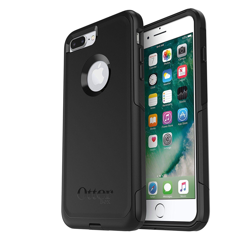 Otterbox Commuter Iphone 7 Plus 8 Plus Case Black Otterbox Commuter Iphone Cases Otterbox Commuter Case