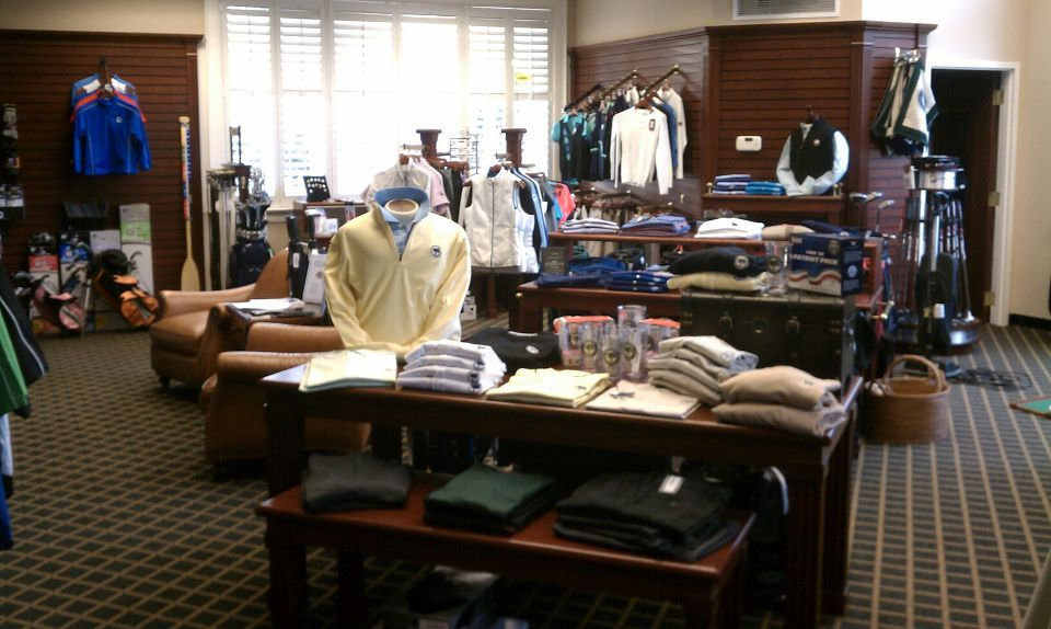 Golf Shop | Golf Shop | Golf pro shop, Golf shop, Sports Games