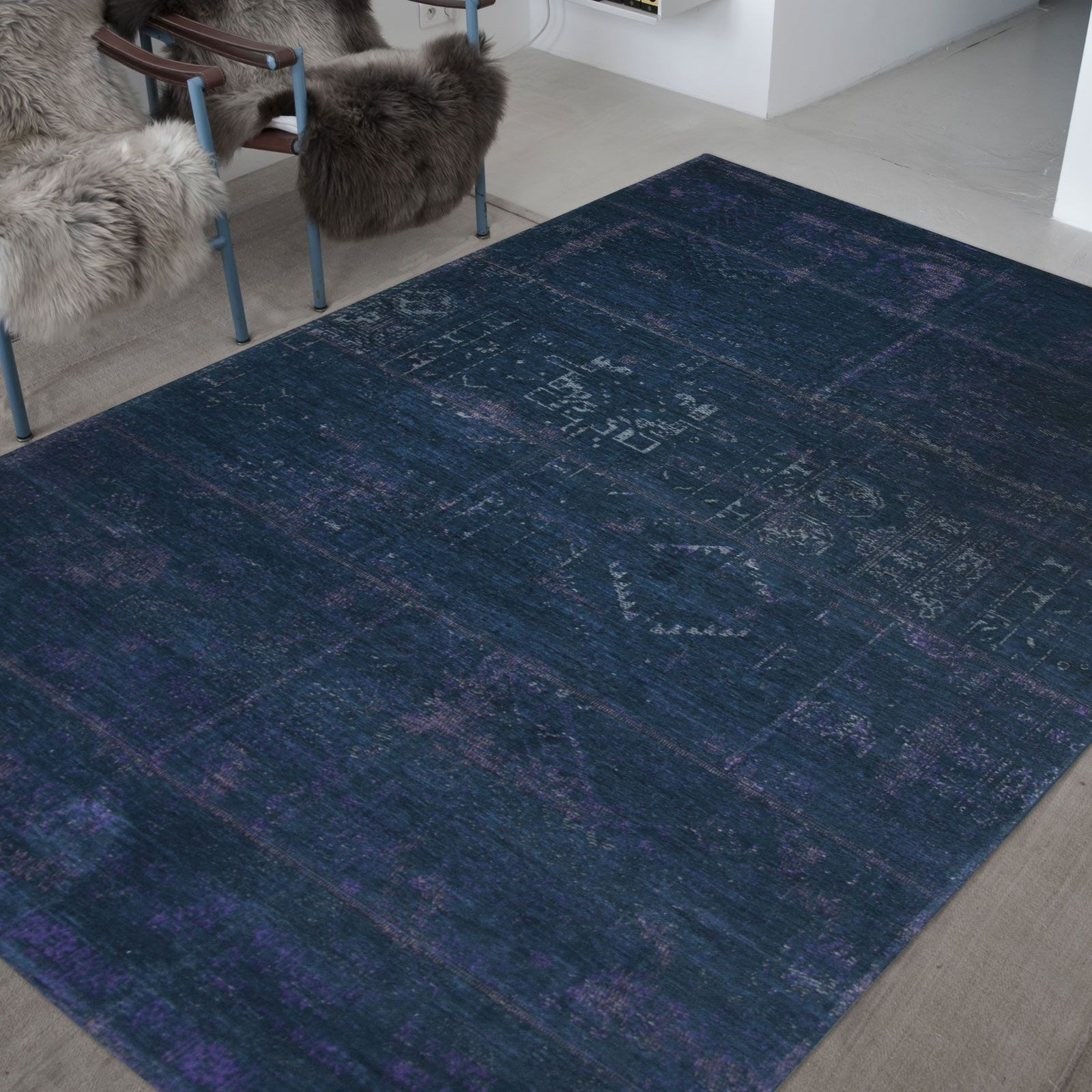 blue natural rug ombre handmade fiber luxury grey jute x flatweave new firstumcnewiberia of nuloom