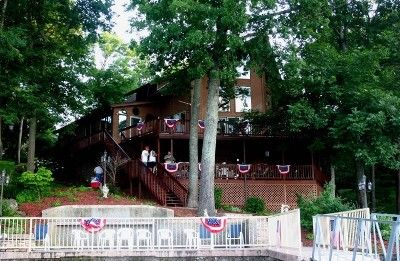 Family Fun Lakefront Vacation Home #1, 6+ Bd.Sleeps 20+ 5000sf  Camdenton, Missouri Vacation Rental by Owner Listing 289886