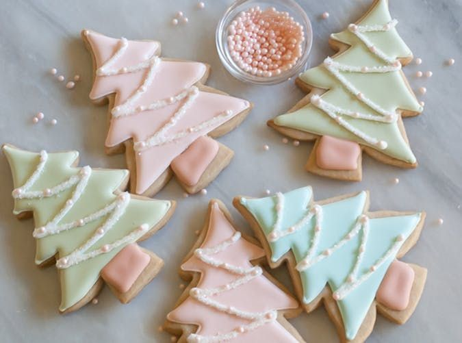 50 Easy and Gorgeous Christmas Sugar Cookie Recipe Ideas Christmas