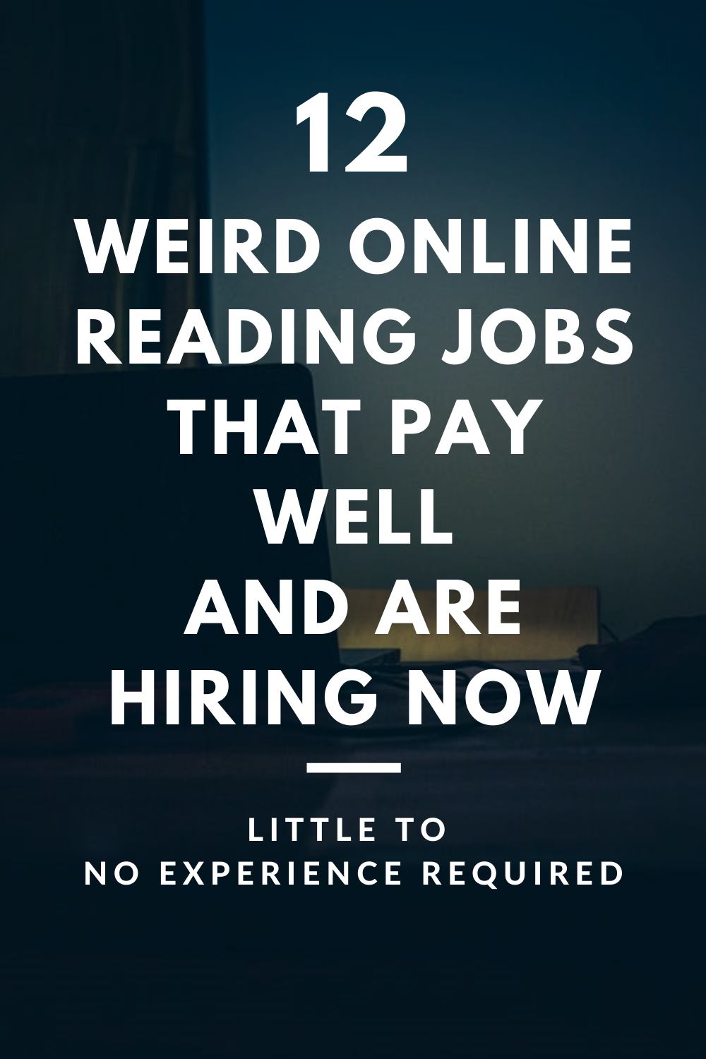 12 weird online reading jobs that pay well and are