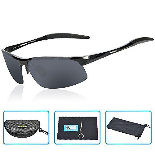 9e97d393f0c Duduma Polarized Sports Sunglasses for men women Baseball Running Cycling  Fishing Golf Tr90 Durable Frame