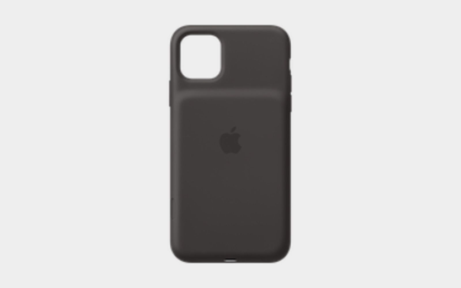 Apple May Sell Iphone 11 And 11 Pro Smart Battery Cases Iphone Silicone Iphone Cases Iphone 11