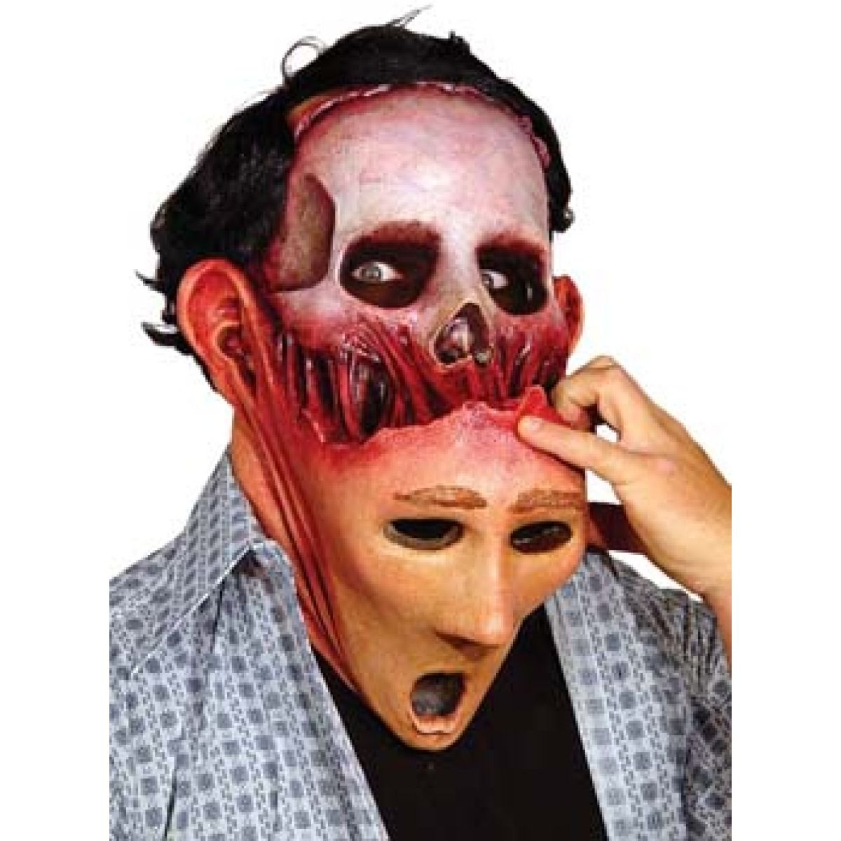Adult halloween face masks