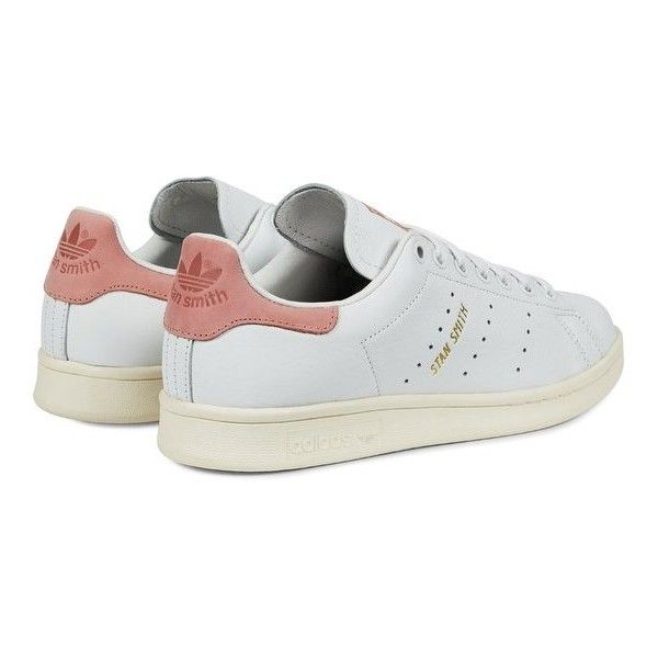 adidas originals stan smith trainers in white s80024
