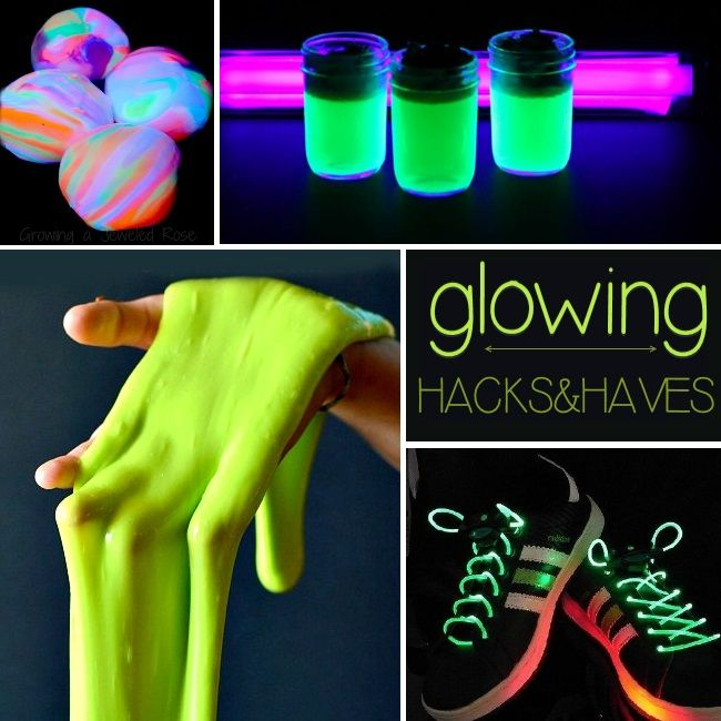 25 Glow In The Dark Hacks And Must Haves Craft Activities For Kids Arts And Crafts For Kids Activities For Kids