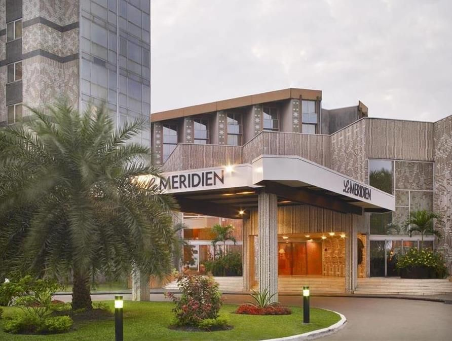 Libreville Le Merin Rendama Gabon Africa Is Conveniently Located In The Por